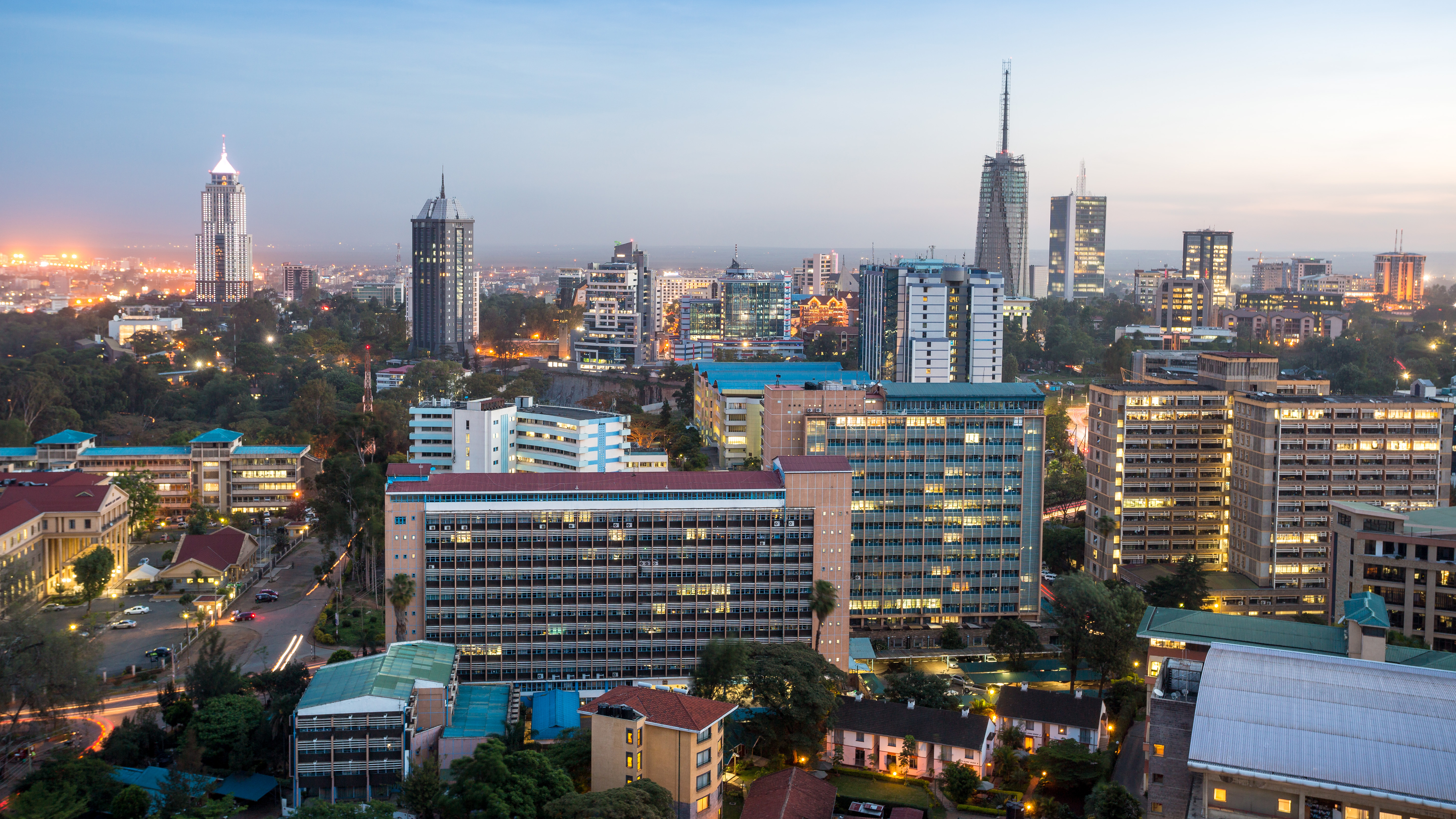 Kenya Skyline - Mace Group