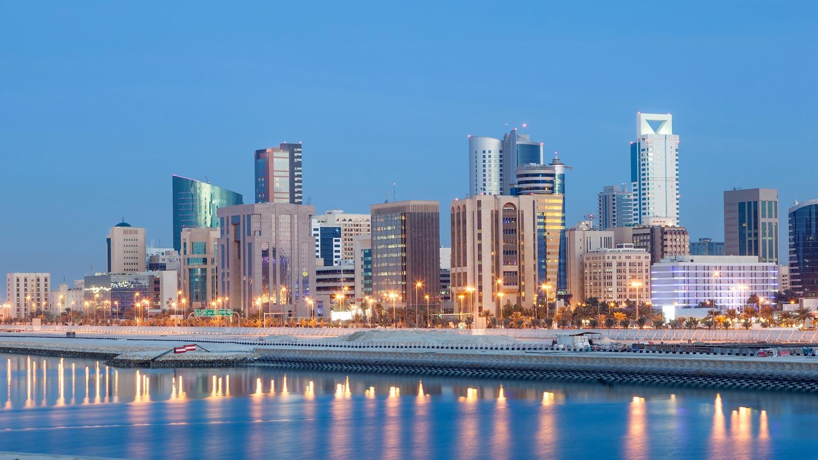 Bahrain Mace
