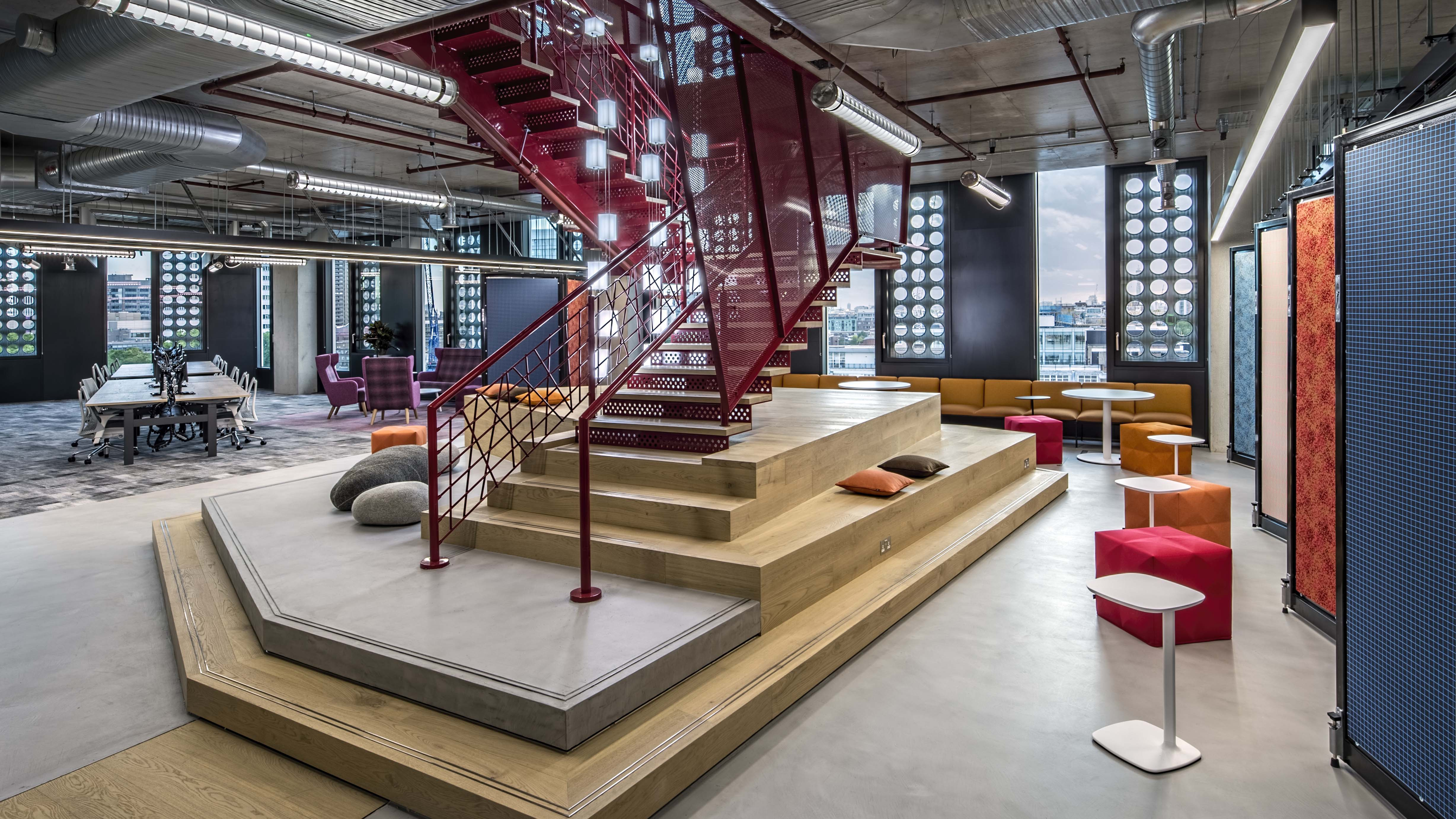 delivering fit out for technology giants what we ve learnt mace