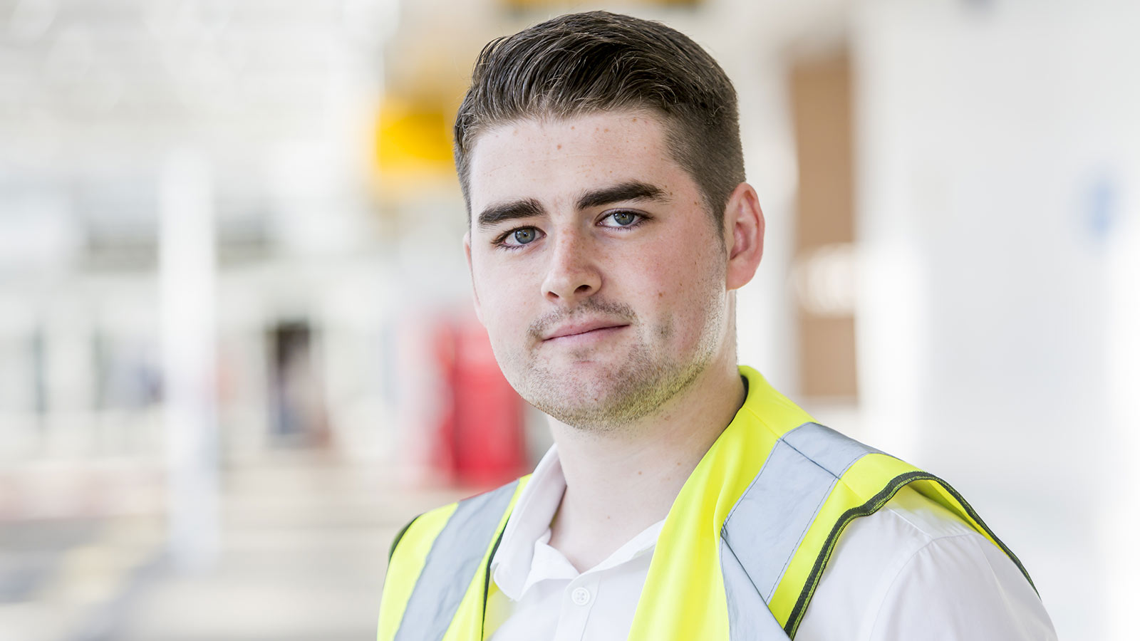 David Joyce, Trainee Quantity Surveyor,  Summer placement