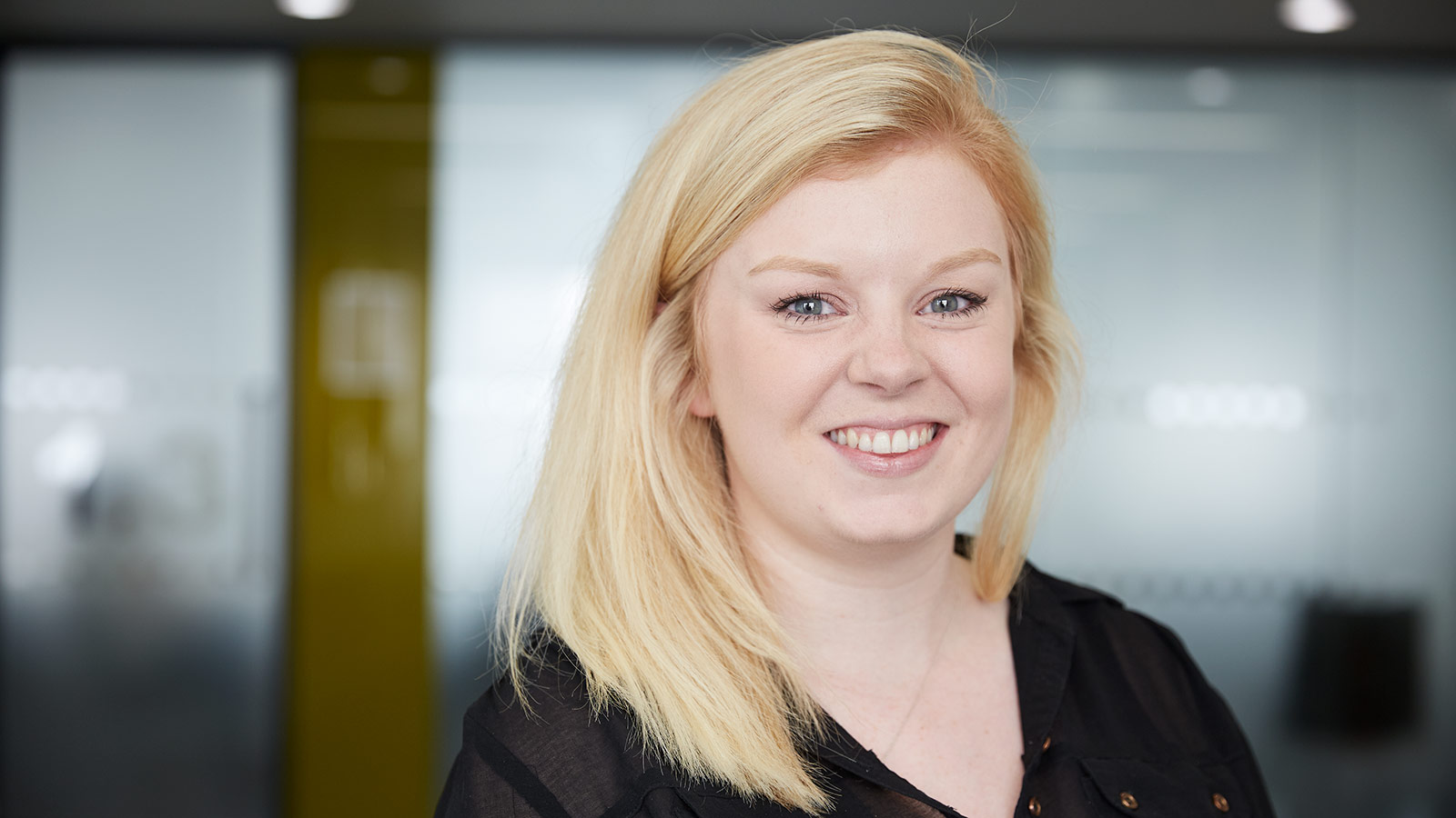 Nadia Houston, Assistant Project Manager, Summer placement