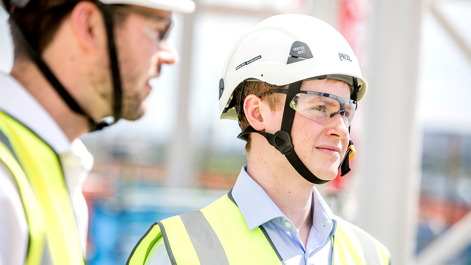 Thomas Bennett, Graduate Trainee, Construction