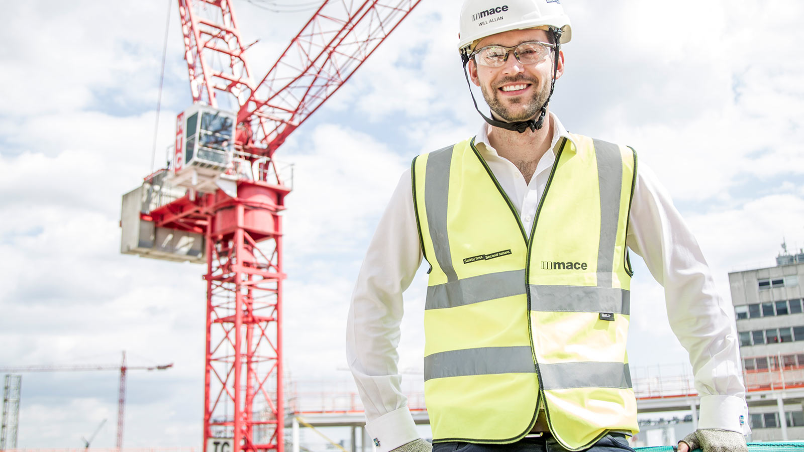Will Allan, Graduate Trainee, Construction