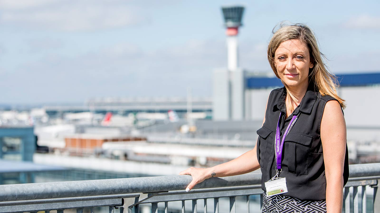 Alex Endersby, Planning Manager in Aviation at Mace