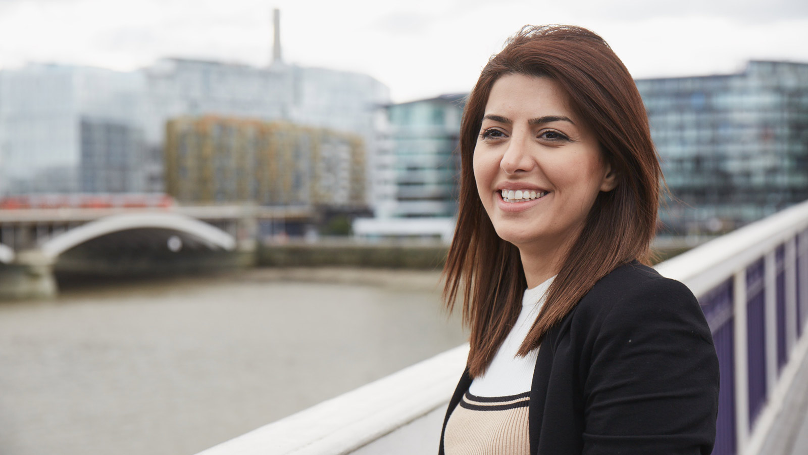Azadeh Farhadmehr, MEP Planning Manager at Mace