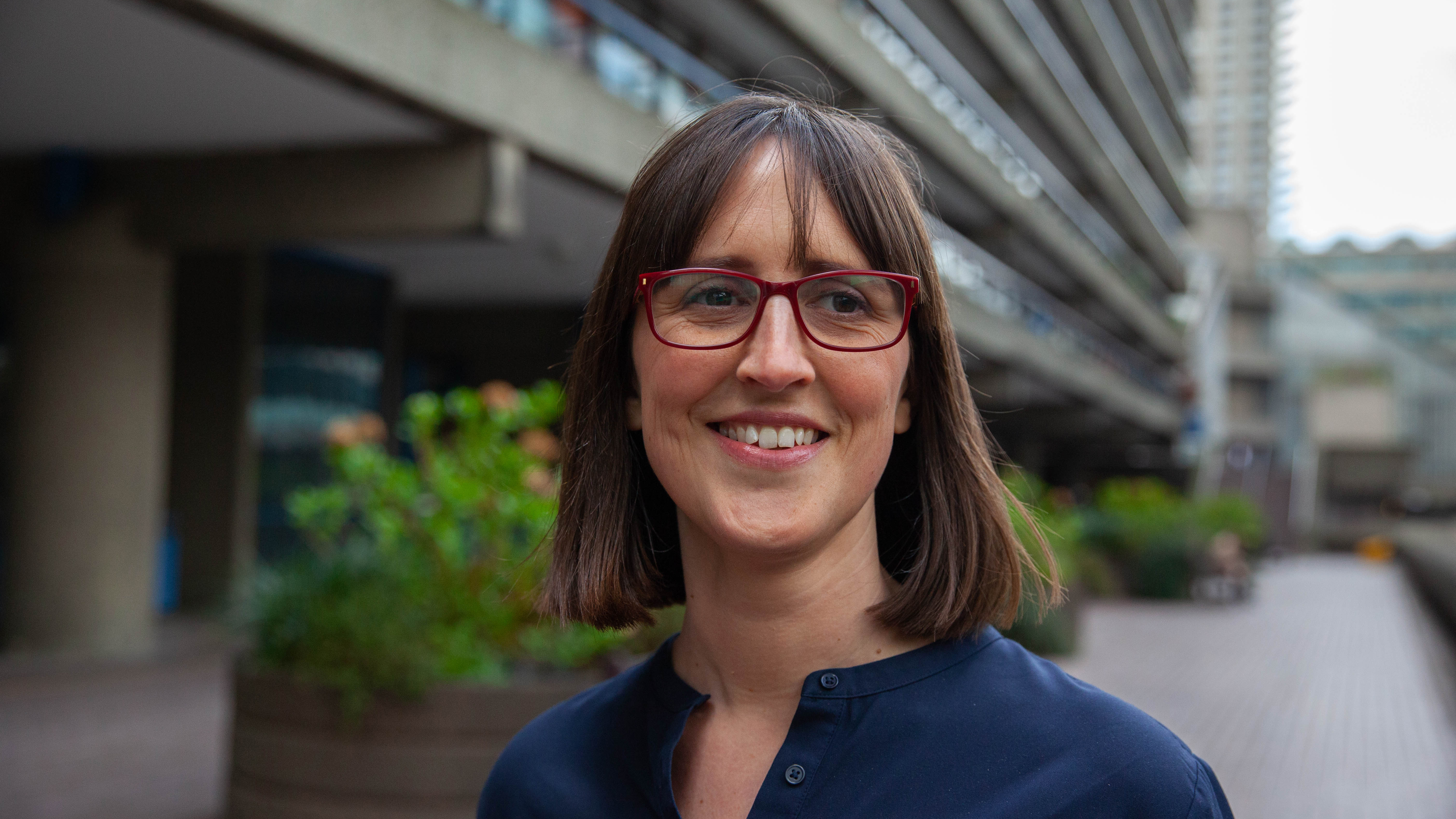Helen Arthur, Senior Facilities Manager at Mace