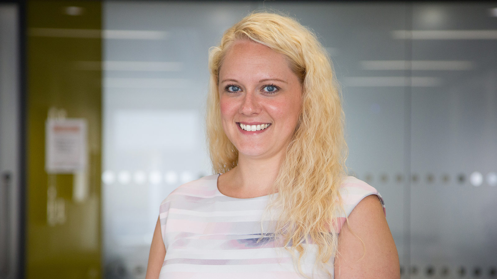 Linzi White, Senior Project Manager, Consultancy