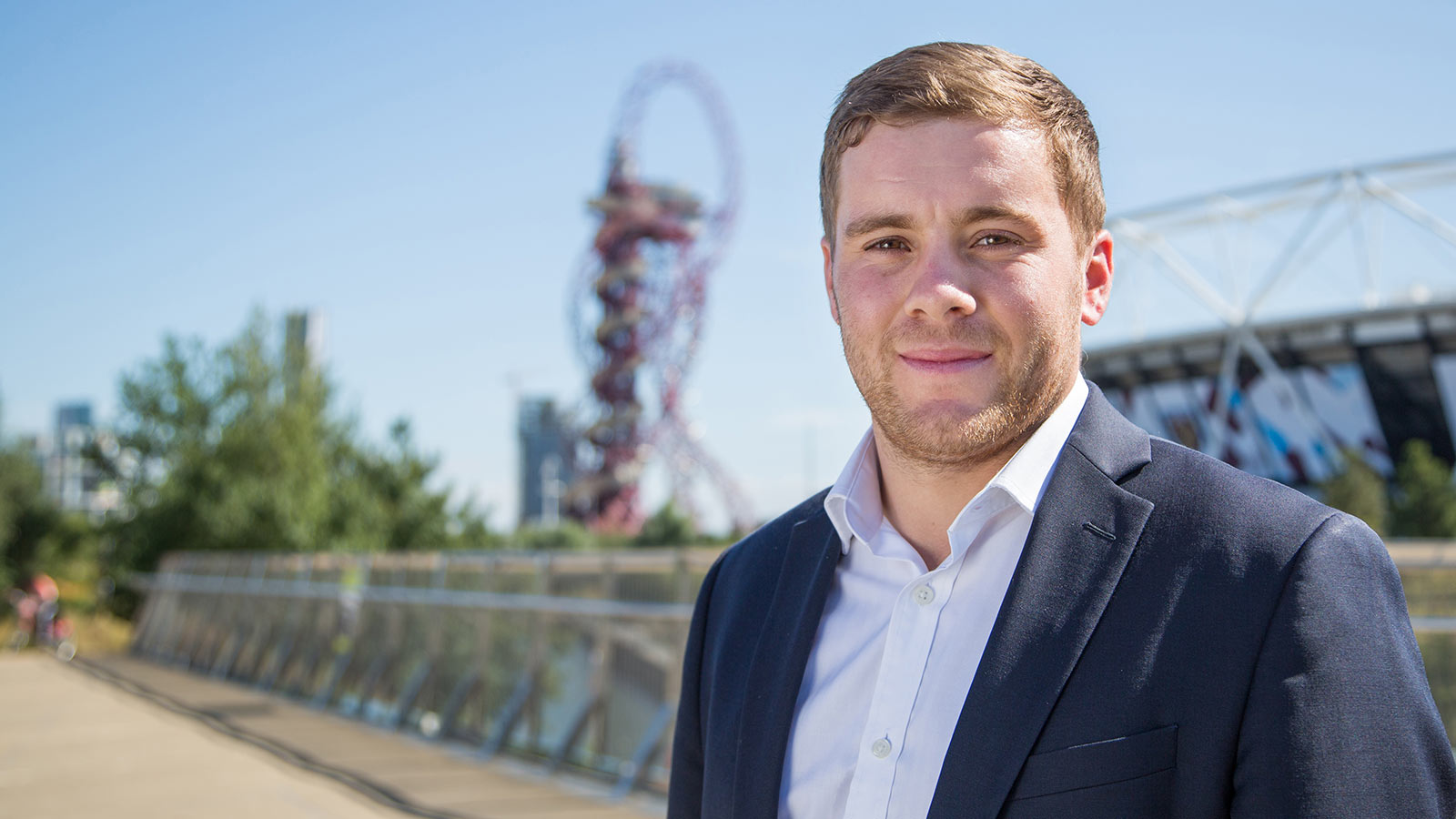Matt Astbury, Assistant Project Manager, Consultancy