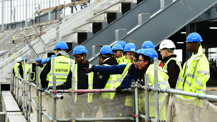 Inspiring Construction: how to win over young workers | Mace