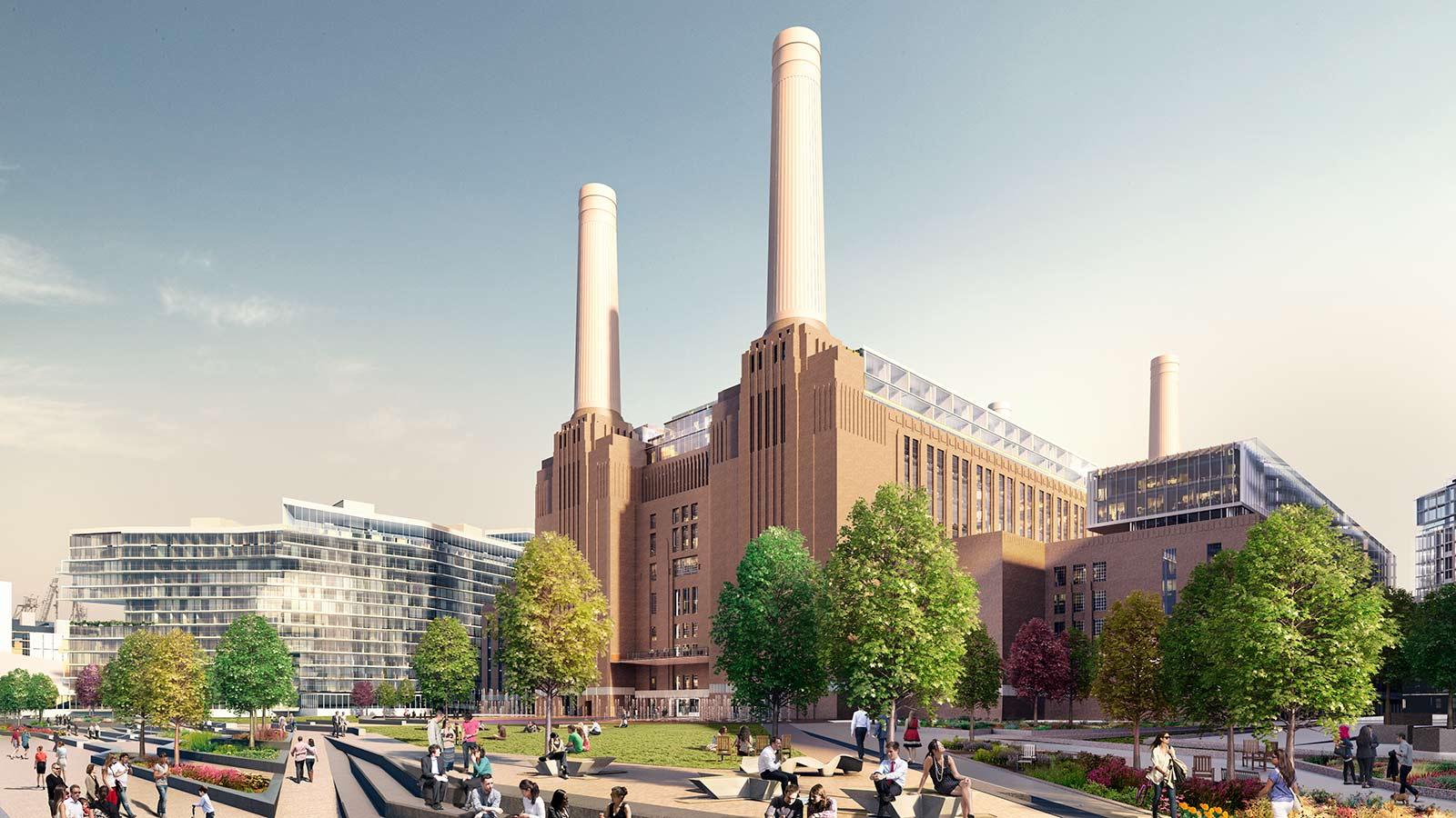 Battersea Power Station - Phase 2: Powering on in Battersea | Mace