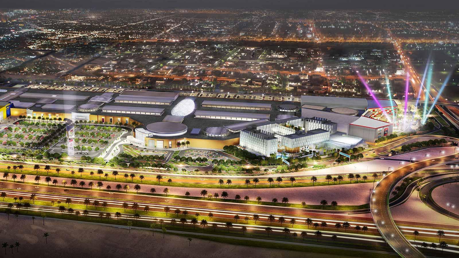 Doha Festival City : Putting Doha on the map | Mace