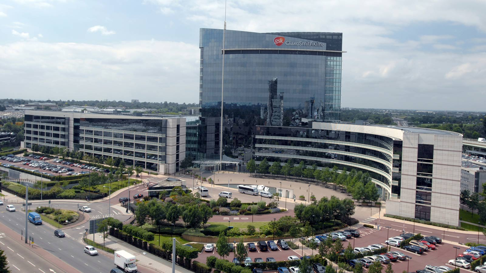 GlaxoSmithKline Forming a partnership to deliver world class