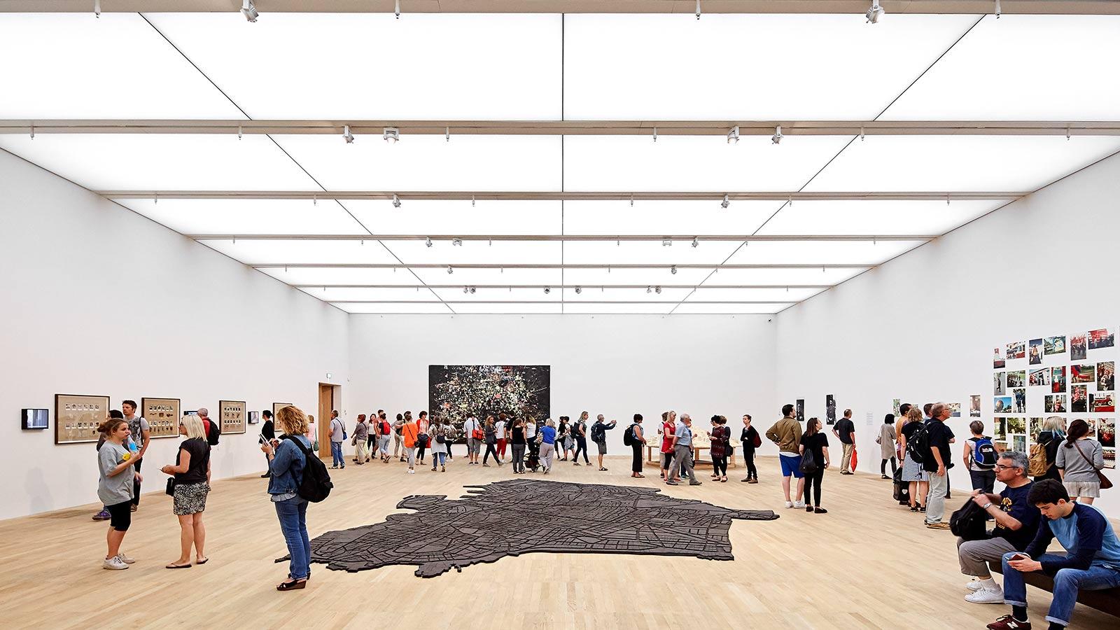 Tate Modern Enhancing A London Icon Mace